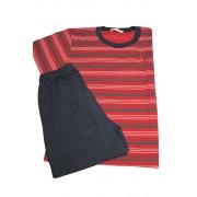 Pegas chlapecké pyžamo 7-8 let červená