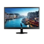 MONITOR LED AOC 19.5 WIDESCREEN NEGRO, VGA E2070SWN