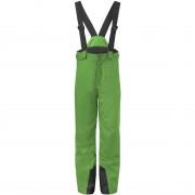 Kjus Boys Pants Vector green leaf