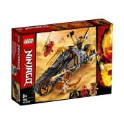 Motocicleta de teren a lui Cole 70672 Lego Ninjago
