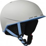 Casca ski Scott Anti alb/albastru