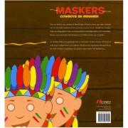 Uitgeverij Libre cowboys en indianen maskers
