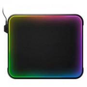 Геймърски пад SteelSeries, QcK Prism, Черен, RGB, STEEL-PAD-63391