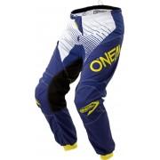 Oneal O´Neal Element Racewear 2018 Pantalones Azul Amarillo 30