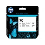 HP Cabeca de Impressao (C9407A) Nº70 Preto Foto e Cinza Claro