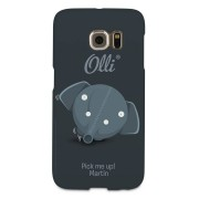 YourSurprise Smartphonehoesje Ollimania - Samsung Galaxy S6 Edge