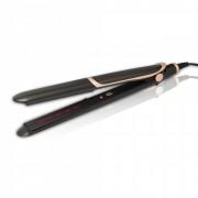 Преса за коса SAPIR SP 1101 C, 200°C, Инфрачервени светлини, Керамични плочи, Черен/златист