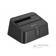 "Sharkoon HDD pristanište - QuickPort XT USB3.0 v2 2,5""-3,5"" SataHDD; USB3.0"