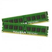 Kingston ValueRAM 16 GB DDR3-1333 Kit werkgeheugen KVR13N9K2/16