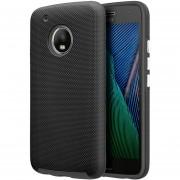 Funda Case Para Motorola Moto G5 Plus Protector Ezpress - Negro