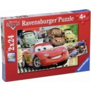 PUZZLE CARS 24 PIESE Ravensburger
