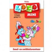 Boosterbox Mini Loco - Bobo: Smul- en Smikkelavontuur (4-6 jaar)