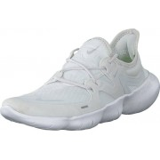 Nike Free Rn 5.0 Platinum Tint/white, Skor, Sneakers & Sportskor, Löparskor, Vit, Herr, 46