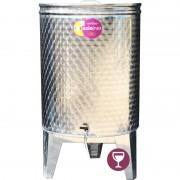Bure za vino EZIO INOX -260L