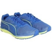 Puma Speed 300 IGNITE 3 Running Shoes For Men(Blue)