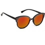 Eyeland Wayfarer Sunglasses(Pink, Orange, Yellow, Multicolor)
