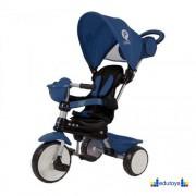 Tricikl Comfort plavo crni
