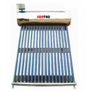 Panou solar nepresurizat cu boiler 100 litri inox interior-exterior Sontec SP-470-58/1800-12-C