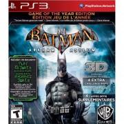 PS3 Juego Batman Arkham Asylum PlayStation 3