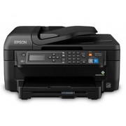 Epson Multifuncion epson inyeccion wf2750dwf workforce fax/ a4/ 33ppm / usb/ wifi/ wifi direct/ duplex impresion/ adf/ ocr/ lcd