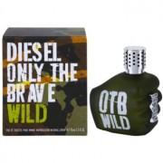 Diesel Only The Brave Wild Eau de Toilette para homens 75 ml