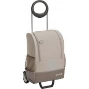 Gimi Family Thermo húzós bevásárlókocsi termo táskával bézs - 392011