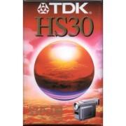 Caseta Video TDK VHS-C 16mm HS 30 min EC-30HSEN