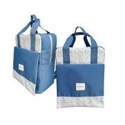 Abcderm mochila maternidade unisexo - Bioderma