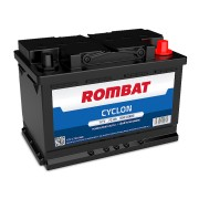 Acumulator auto ROMBAT Calciu 72AH