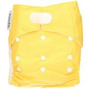 EasyPu Waschbare Windeln - Gelb