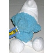 The Smurfs Mini Grouchy Smurf Grumpy Blue Plush Pal