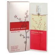 Armand Basi Sensual Red Eau De Toilette Spray By Armand Basi 3.4 oz Eau De Toilette Spray