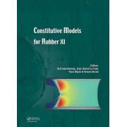 Constitutive Models for Rubber XI par Édité par Bertrand Huneau & Édité par Jean Benoit Le Cam & Édité par Yann Marco & Édité par Erwan Verron