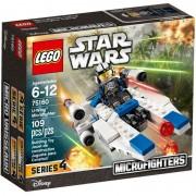 Giocattolo lego star wars microfighter 75160