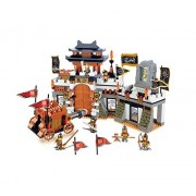 Sluban a Fierce Battle in Changsha 610 Piece Building Block Set Lego Compatible