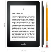 """Kindle Voyage E-reader, 6"""" High-Resolution Display (300 ppi) with Adaptive Built-in Light, PagePress Sensors, Wi-Fi - AK-0432"""