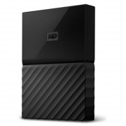 Disco Duro WD My Passport For Mac 1TB De 2,5 Pulgadas Con USB 3,0 - Negro