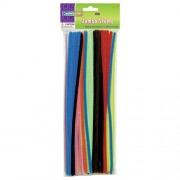 "Creativity Street Stetems/Pipe Cleaners 12"" X 6mm 100-Piece Assorted Colors"