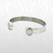 Magnetarmband rostfritt stål djupående Lux bioflow medium
