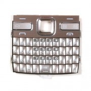 iPartsBuy Mobile Phone Keypads Housing Replacement with Menu Buttons / Press Keys for Nokia E72(Gold)