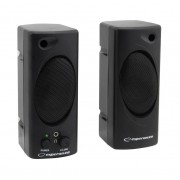 Sistem audio 2.0 Esperanza Tempo EP109 2W Black