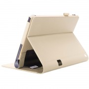 Lenovo Yoga Tab 3 Plus Hand Strap Folio Case - Gold