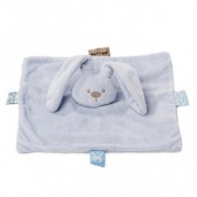 Nattou Lapidou Collection - Doudou Comforter Sky Blue
