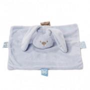Nattou Lapidou Collection - Doudou Comforter Sky Blue