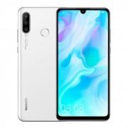 "Smartphone, Huawei P30 Lite, Dual SIM, 6.15"", Arm Octa (2.2G), 4GB RAM, 128GB Storage, Android, White (6901443285648)"