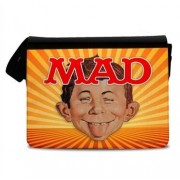 Mad Magazine Messenger Bag, Messenger Shoulder Bag