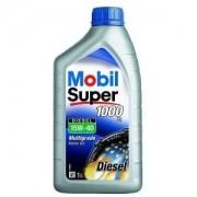 Ulei Mobil Super 1000 X1 Diesel 15W40 - 1L