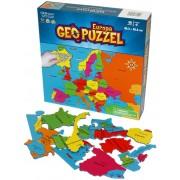 Puzzel GeoPuzzel Europa   GEOtoys