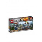 Lego Jurassic World - Angriff des Dilophosaurus 75931