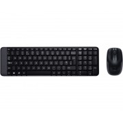 MK220 Wireless Combo US tastatura + miš